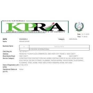 KPK-Revenue-Authority